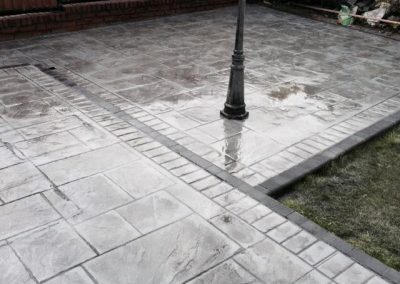 Pattern Imprinted Concrete Patio (49)