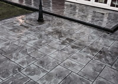 Pattern Imprinted Concrete Patio (67)