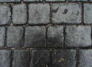 deep jointed cobble